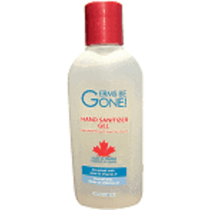 Germs Be Gone Hand Sanitizer With Flip Top 5oz 24/Case