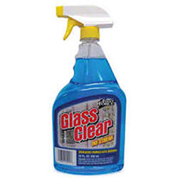 First Force Glass Cleaner RTU Streak Free 946ml 12/Case