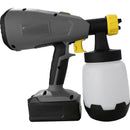 TVX Electrostatic Sprayer with 2 Lithium-Ion Batteries And Charger