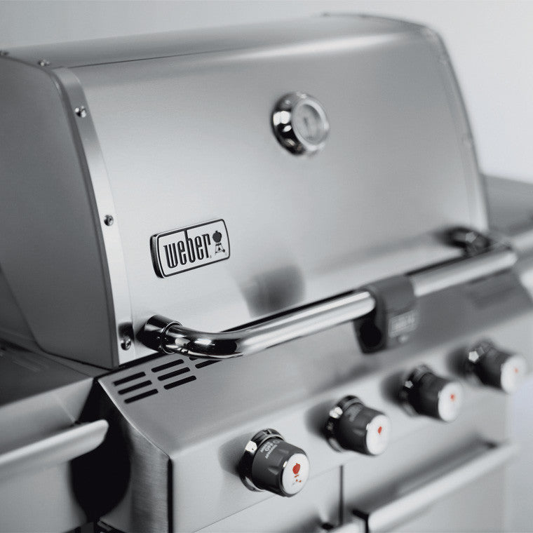Weber Summit S  Grill Natural Gas