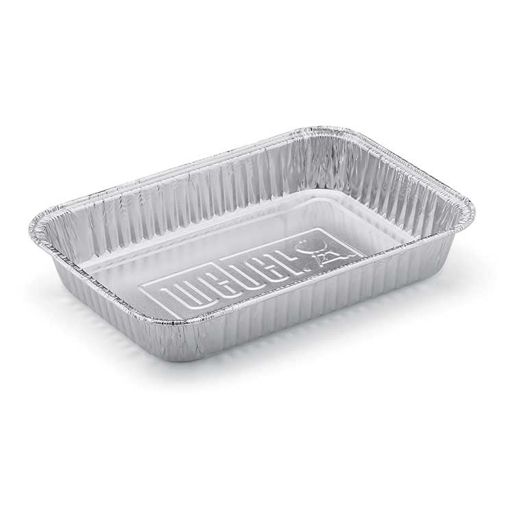 Weber Small Drip Pan 10 Pack 6415 Aimtofind Com