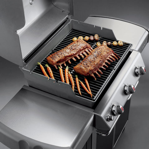 weber genesis e310 black natural gas grill - Natural Gas Grill