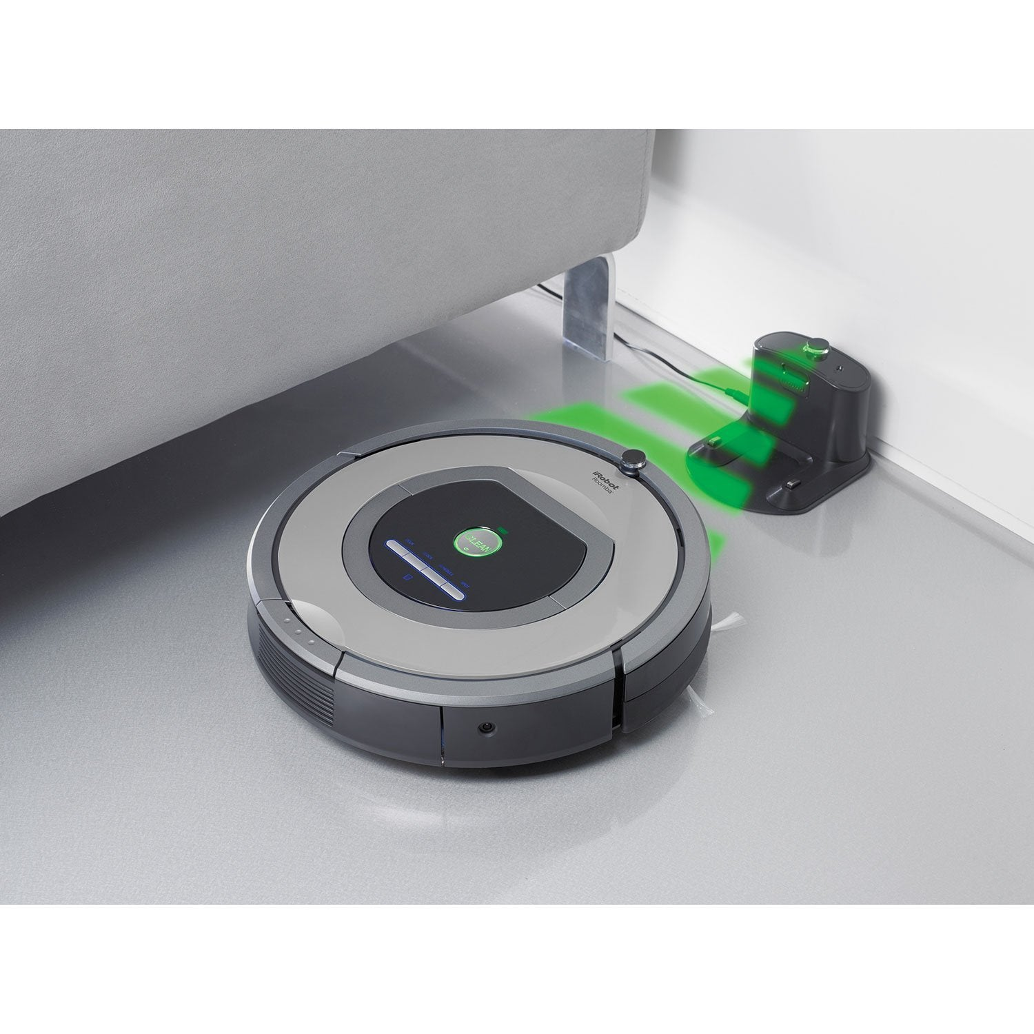 Irobot Braava 320 Floor Mopping Robot Watch Carpet