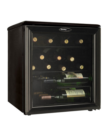 Danby 17 Bottles Countertop Wine Cooler Dwc172bl
