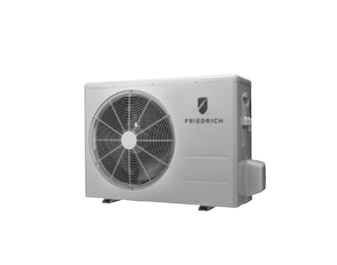 Friedrich 17 000 Btu Single Wall Mounted Outdoor Unit