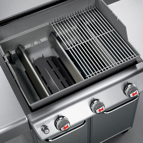 weber genesis s310 stainless steel liquid propane gas grill