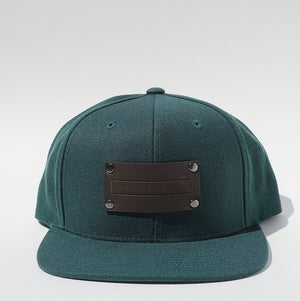 Badge Flat Brim