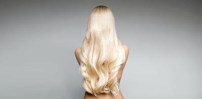Maintaining Blonde (and Highlighted) Hair Extensions