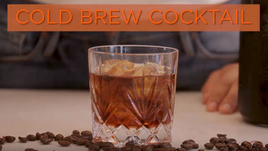 Skip the Line: Cold Brew Cocktail