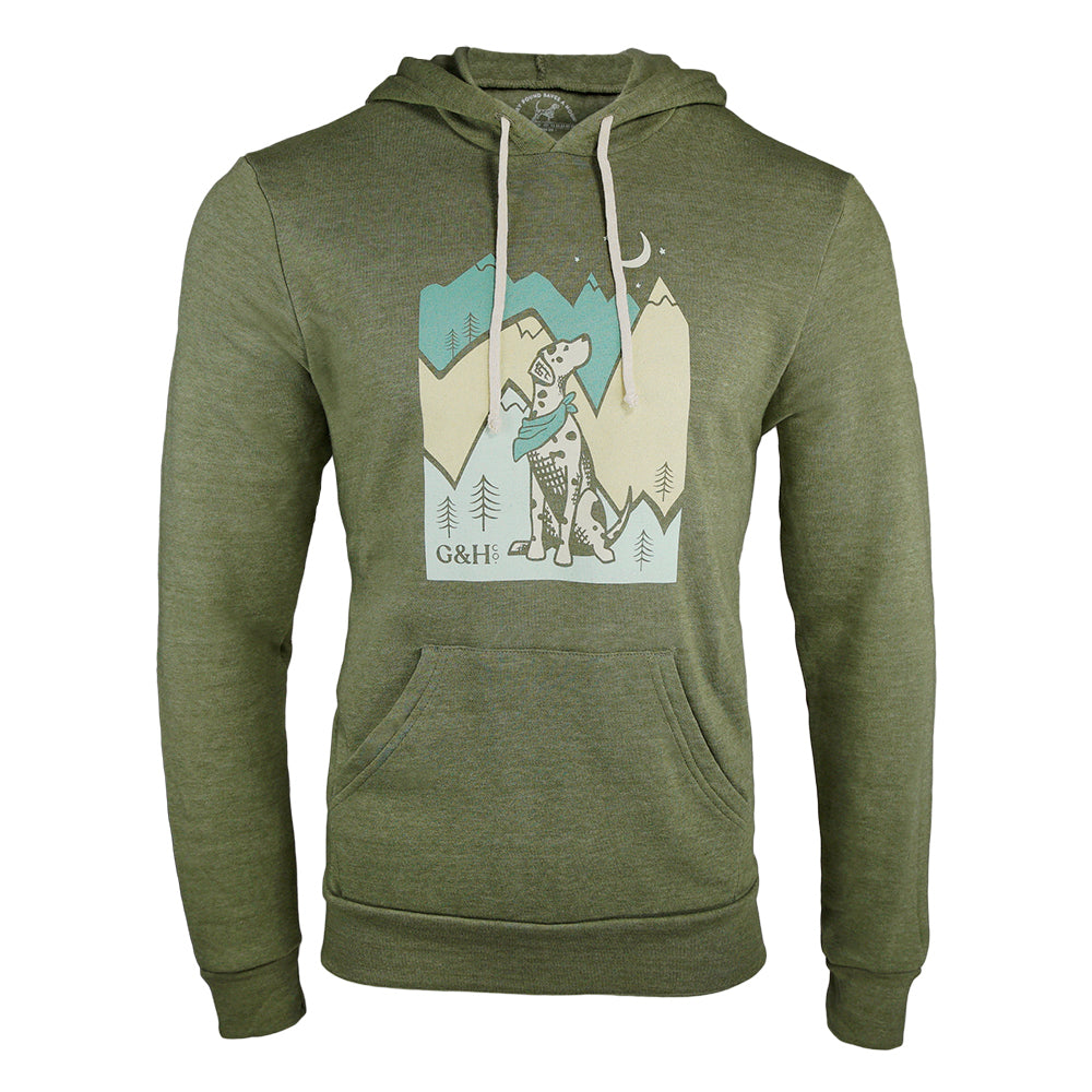Eco-Fleece Camp Out Hoodie
