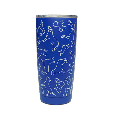 Dog Parade 20 oz Tumbler