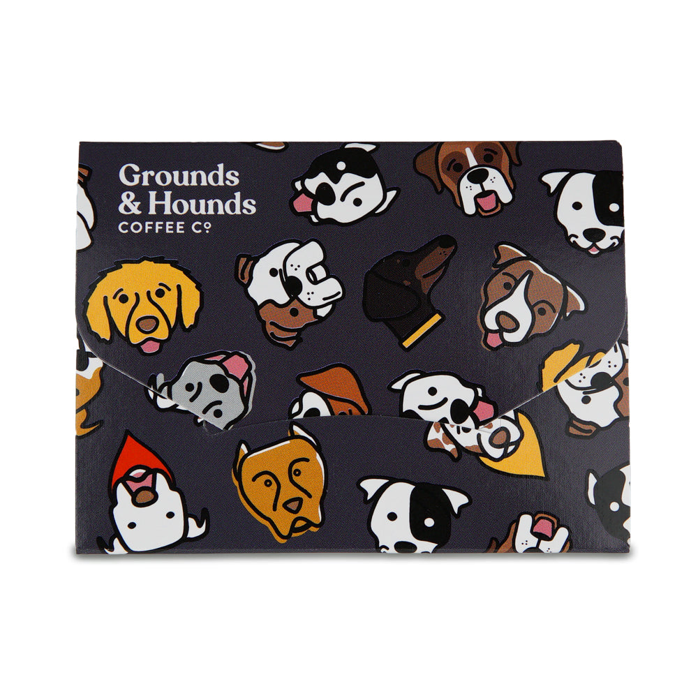 Dog Party Lint Paper Pack