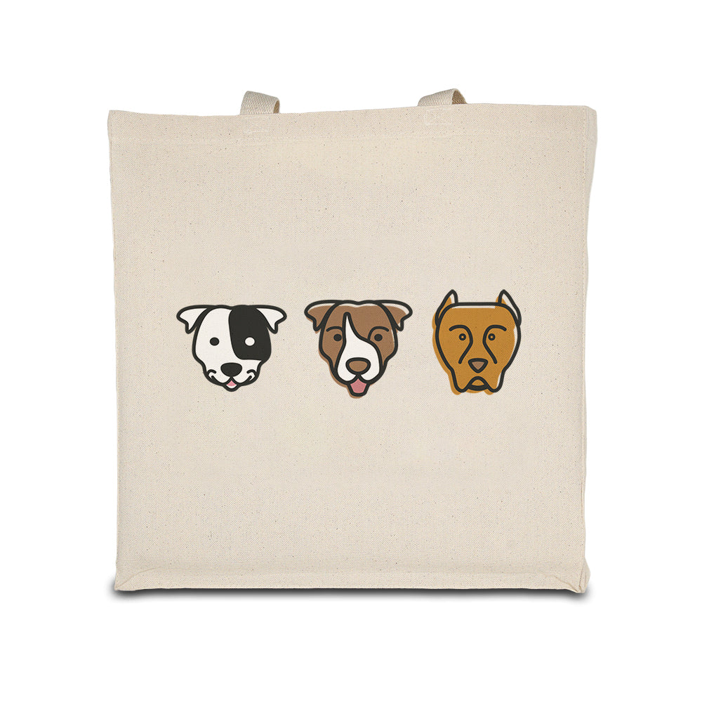 Must Love Pibbles Tote Bag