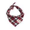 Sidekick Bandana+ Billy Wolf in Winter Tartan