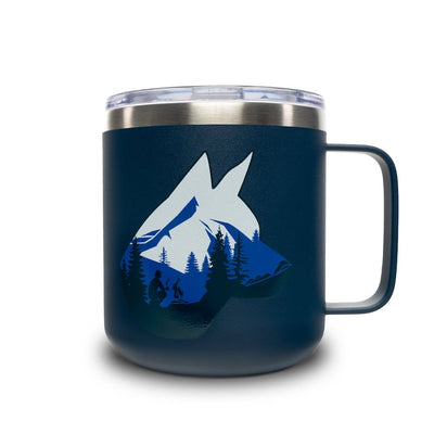 Homeward Bound Traveler Mug