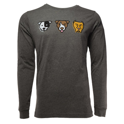 Must Love Pibbles Long Sleeve Tee