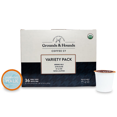 Four Blend Variety Pack
