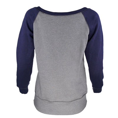 Women's Wide Neck Fleece