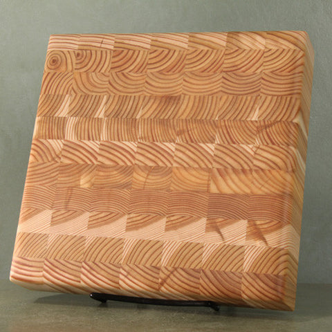 Square cutting or serving board