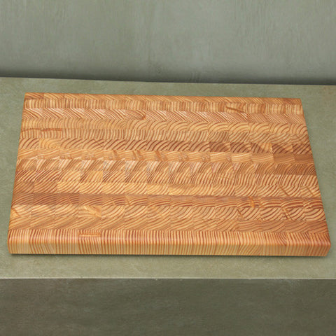 Rectangular cutting or serving board
