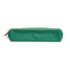 Long toiletries bag in solid color