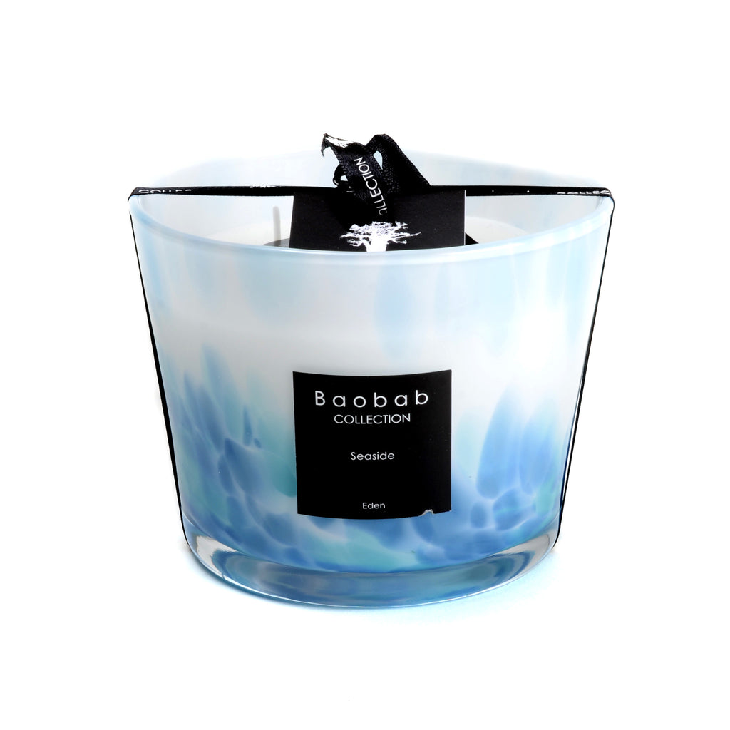 Small Baobab candle, Eden collection, seaside