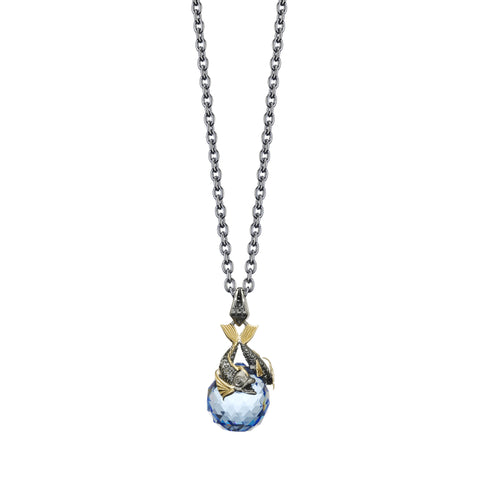Stephen Webster Astro Ball Collection Zodiac pendant -- Pisces