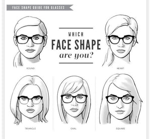 Which Glasses Suit My Face Shape? How To Choose The Perfect Blue Light Blocking Glasses For You