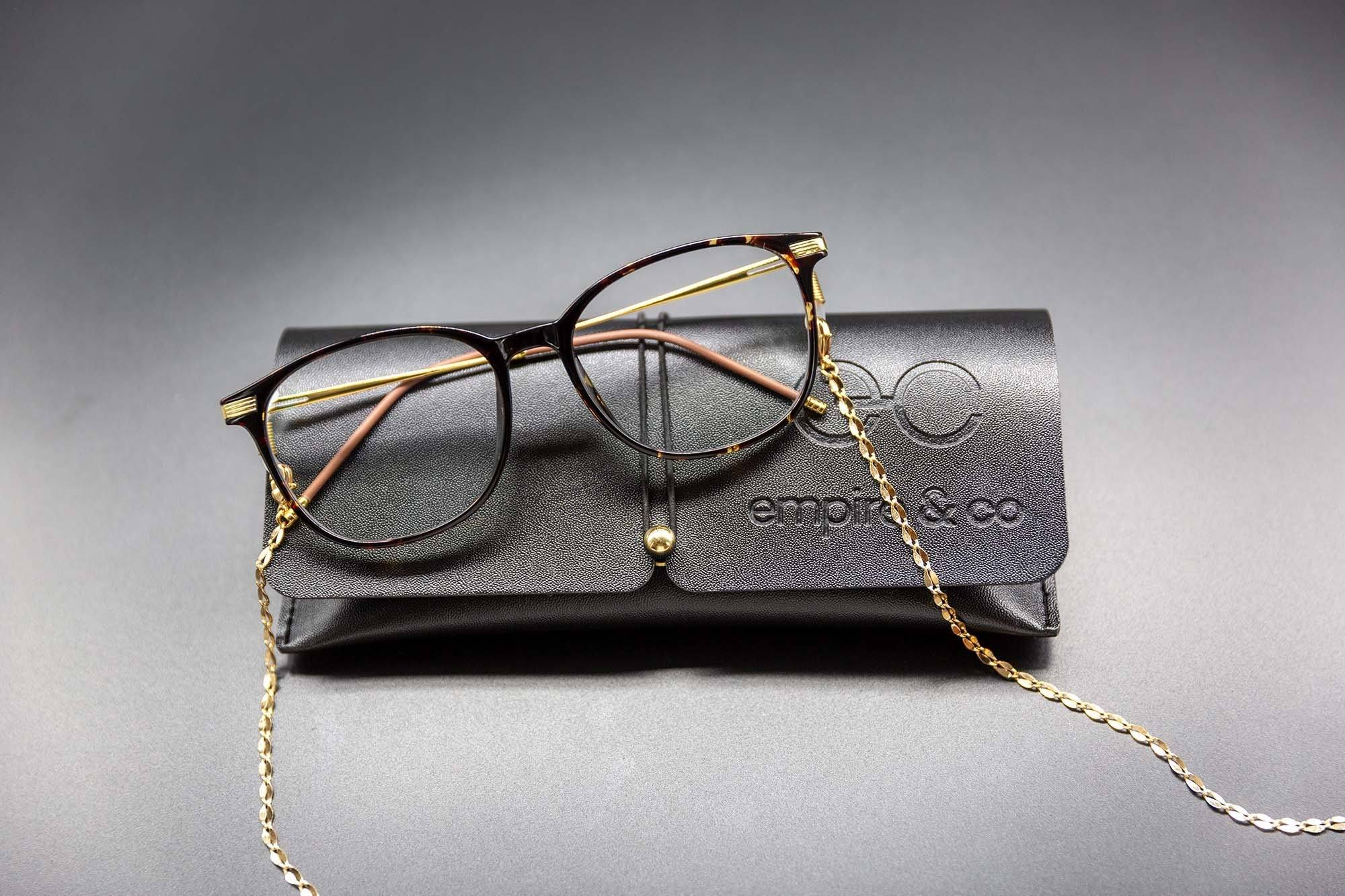Glasses Chain Accessories Empire&Co Gold