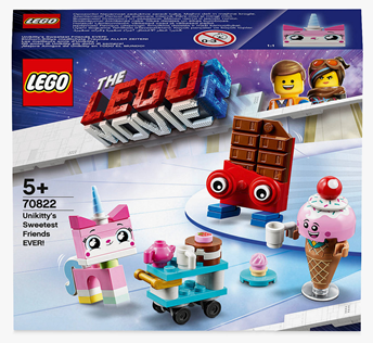 The LEGO Movie 2  Unikitty's Sweetest Friends