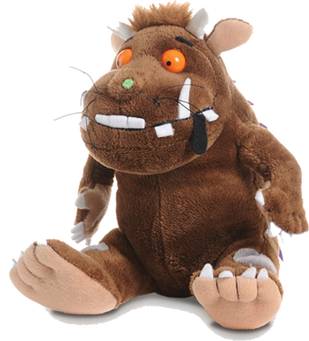 Gruffalo Soft toy - Exclusive to Chessington