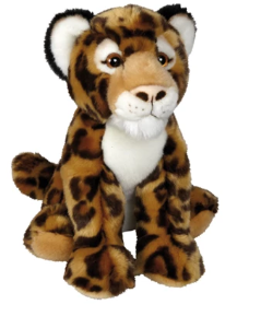 Soft Toy Jaguar