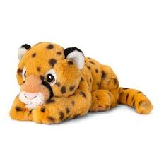 Soft Toy Keeleco Cheetah 25cm