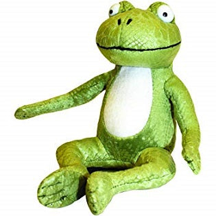 Room On the Broom Frog Soft Toy