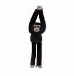 Soft Toy Hanging Gorilla