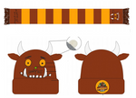 Gruffalo River Ride Adventure Woolly Hat & Scarf Set