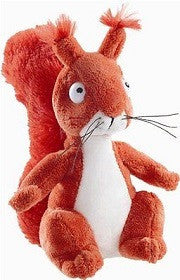 Gruffalo Squirrel 18cm Soft toy