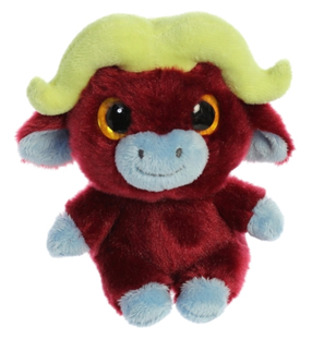 Soft Toy TY Yoohoo Stompee The Buffalo 5 inch