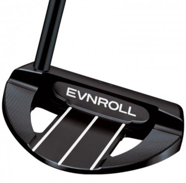 Evnroll ER7B Full Mallet Black RH *New 2020*