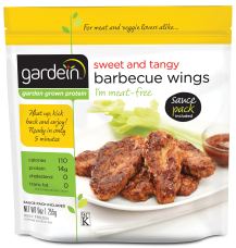 GARDEIN - BBQ WINGS