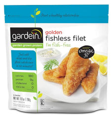 GARDEIN - GOLDEN FISHLESS FILET