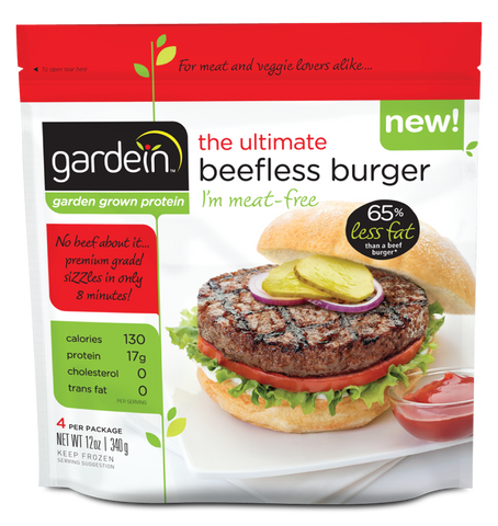 GARDEIN - The Ultimate Beefless Burger