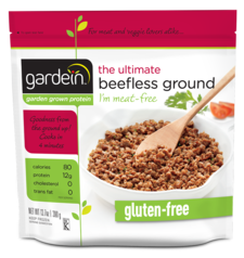 GARDEIN - The Utlimate Beefless Ground GF