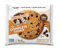 The complete cookie peanut butter chocolate chip
