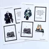NEW FASHIONISTA DECO BOXES