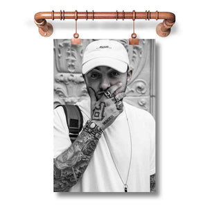Mac Miller Singer New Poster Wall Decor