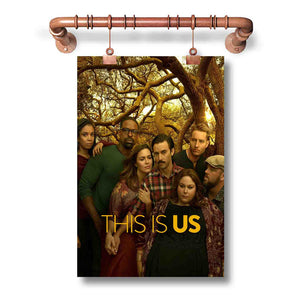 This is Us Poster Wall Decor