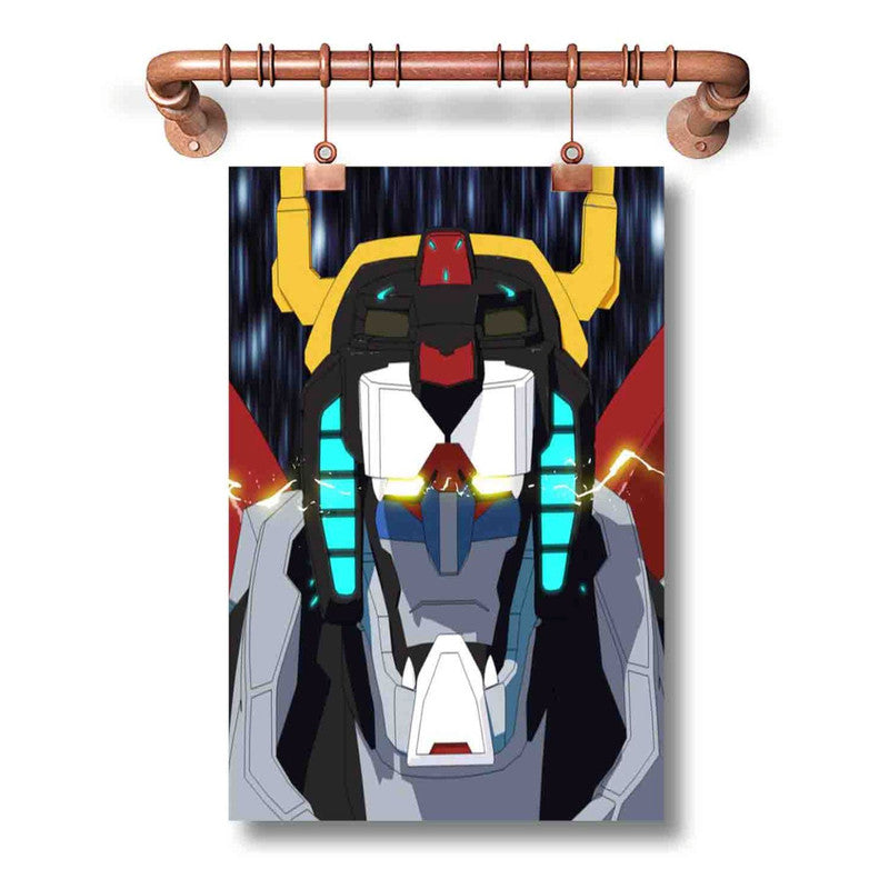 Voltron Animation Poster Wall Decor