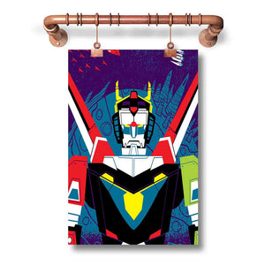 Voltron Legendary Defender Popular New Poster Wall Decor