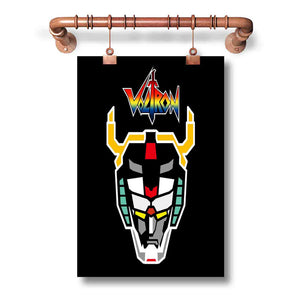 Voltron Popular New Poster Wall Decor